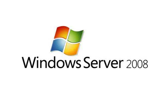 Windows 2008 LOGO