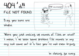 幽默感 404页面